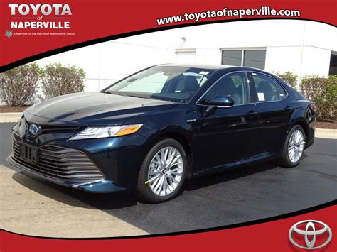 Toyota Camry Hybrid Xle by New 2018 Toyota Camry Hybrid Xle 4d Sedan In Naperville