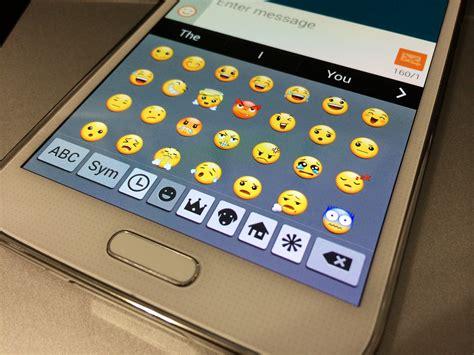 How To Use Emoji On The Samsungb Galaxy S5 Or Galaxy S4