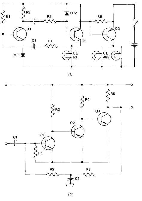 Electrical Electronic Schematic Diagrams Part