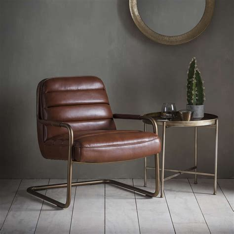 lounge chair boho saddle leather swindon soho living brown antique matt chairs armchairs rhubarb malvern pewter delivery direct furniture sofas
