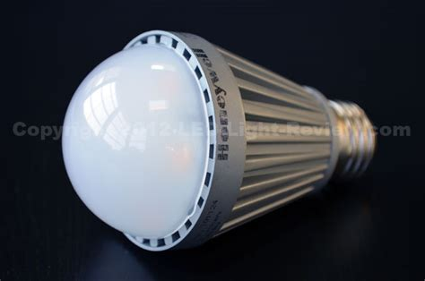 led light review reports top ten led light bulbs for consumers