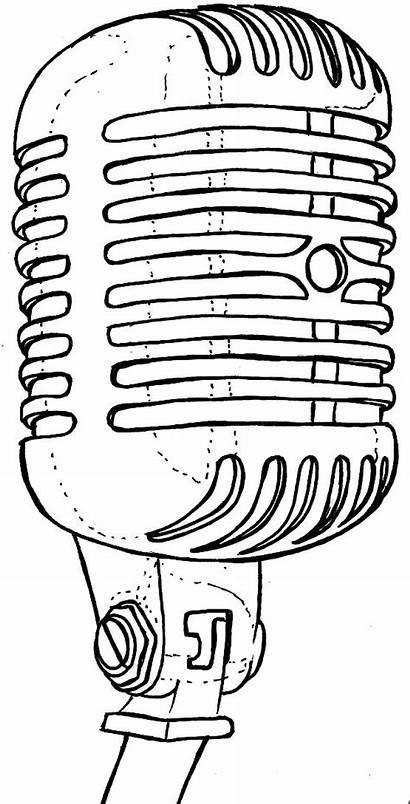 Microphone Tattoo Retro Drawing Metacharis Tattoos Deviantart