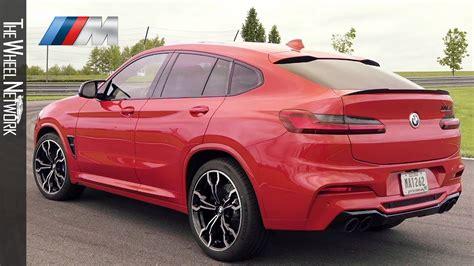 bmw   competition toronto red metallic