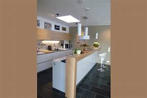 Küche Eiche Weiß : tischlerei fischer k che eiche wei ~ Orissabook.com Haus und Dekorationen