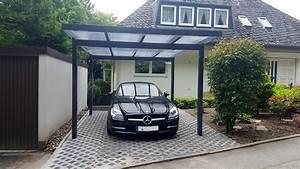 Car Port Alu : duroport aluminium flachdach carports made in germany ~ Melissatoandfro.com Idées de Décoration