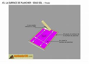 Surface de plancher illustration sur un projet de maison for Surface d une maison