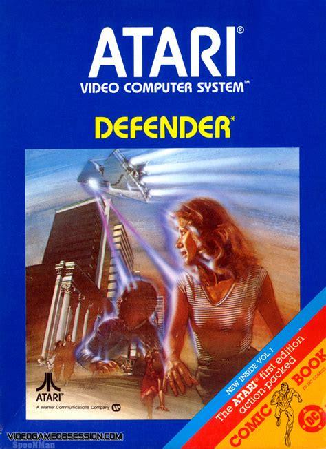 Atari 2600 Box Art The Best Video Game Media Retro