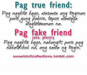 FUNNY FRIENDS QUOTES TUMBLR TAGALOG image quotes at ...