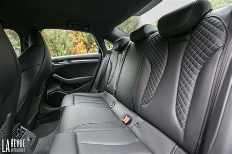 photos audi a3 sedan 2017 interieur exterieur 233 e