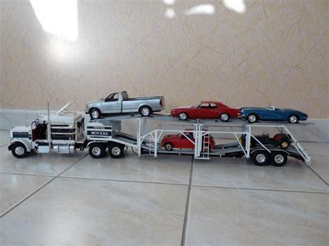 remorque miniature 1 18 porte voiture pas cher 123 remorque