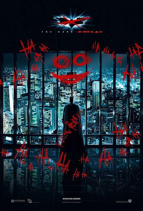 joker style  dark knight posters filmofilia