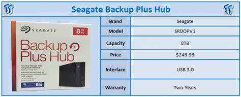 seagate backup  hub tb external drive review