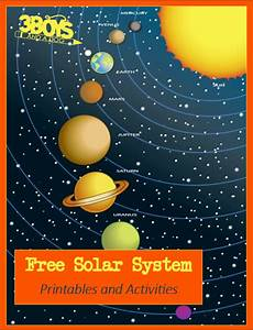 Free Solar System Printables and Activities | Stuff to Buy ...