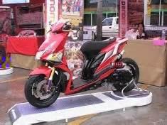 Beat Merah Kontes by Modifikasi Honda Beat Macam Macam Gaya Oto Trendz