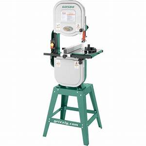 """14"""" Bandsaw 3/4 HP Grizzly Industrial"""