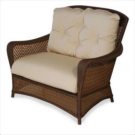 lloyd flanders grand traverse chair half cushions