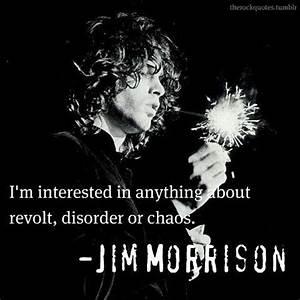 Top 35 Famous J... Jim Morrison Hero Quotes