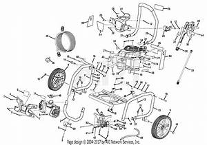 Homelite Ry80940b Pressure Washer Parts Diagram For Figure A