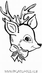 Nom Des Rennes Du Pere Noel : coloriage rennes du pere noel gratuit 9456 noel ~ Medecine-chirurgie-esthetiques.com Avis de Voitures