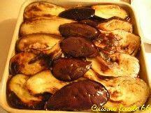 cuisine facile 66 moussaka gratin daubergine et hachis de viande