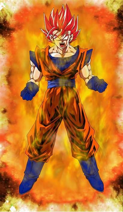 Goku God Saiyan Super Power Wallpapers Vegeta