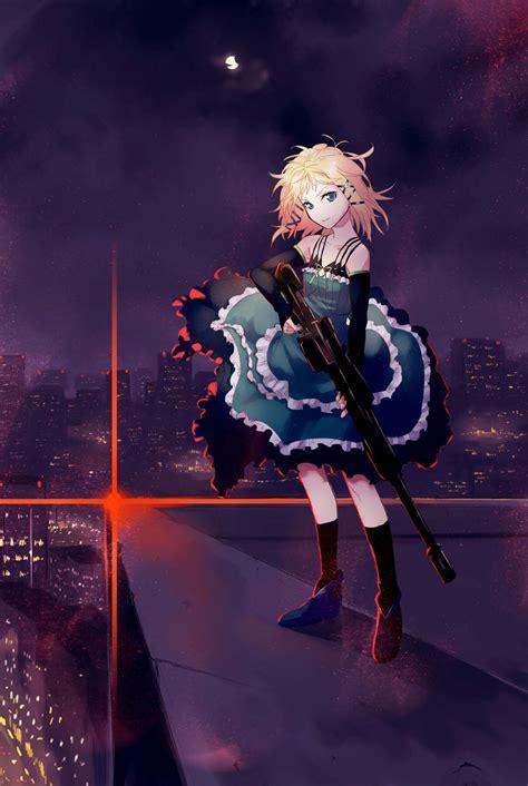 Black Bullet Anime Wallpaper - wallpaper black bullet anime tina sprout