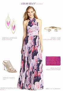 wedding guest outfit for a late summer wedding seasons With shoes to wear with maxi dress for wedding