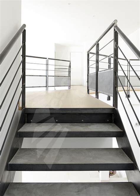 41 best images about un escalier en acier et b 233 ton laissez monter le silence on