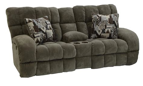 Catnapper Reclining Sofa And Loveseat by Catnapper Siesta Power Lay Flat Reclining Console Loveseat