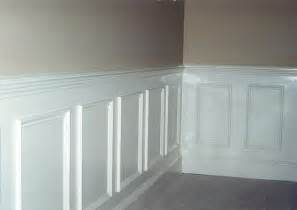 home improvements chair rail wainscot molding picture
