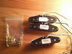 Fender St 57 Mij Strat Pickups Identification