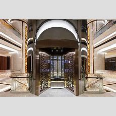 Marriot Hotels, Luxury Interior Design Trends By Hba