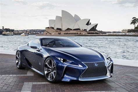 2017 Lexus Sc To Be Based On Lf-lc Concept