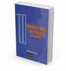 Marketing : 100 pages, ça suffit ! - Editions Kawa - L'Éditeur différent