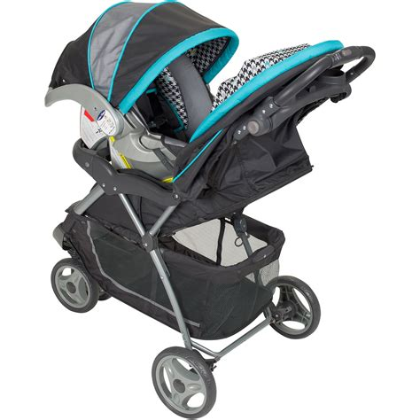Baby Trend Ez Ride 5 Travel System Stroller And Infant Car