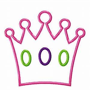 Simple Princess Crown - ClipArt Best