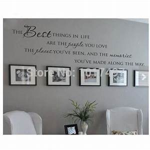 the best things in life vinyl wall decals love With best 20 applying vinyl decals to wall