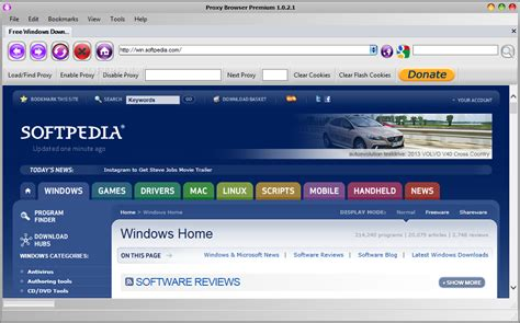Proxy Browser Premium Download