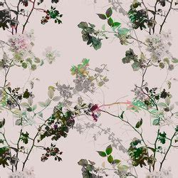 pavot wall coverings wallpapers  walldeco