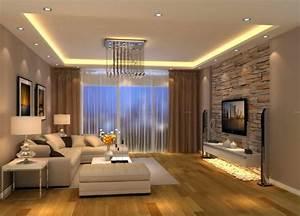 1001 idees fantastiques pour la deco de votre salon moderne With idee decoration mur salon