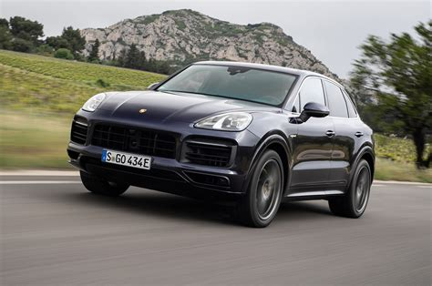 2019 Porsche Cayenne Ehybrid First Drive Review  Motor Trend