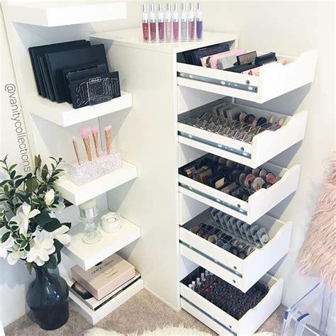 best 25 ikea makeup storage ideas on pinterest room