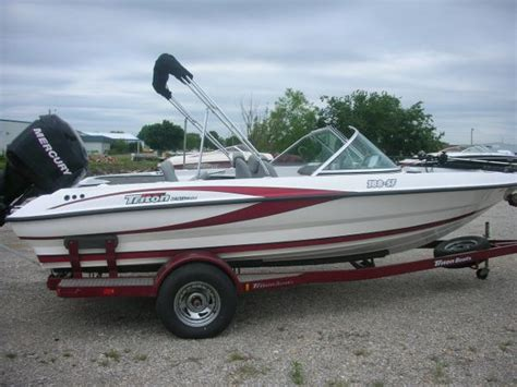 Triton Boats Oklahoma by 2006 Triton Sf 188 19 Foot 2006 Triton Fishing Boat In