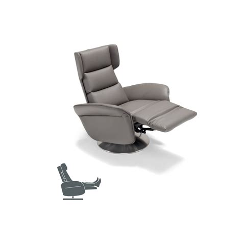Poltrone Relax Design by Poltrona Relax Girevole Motorizzata 2 Motori Design Made