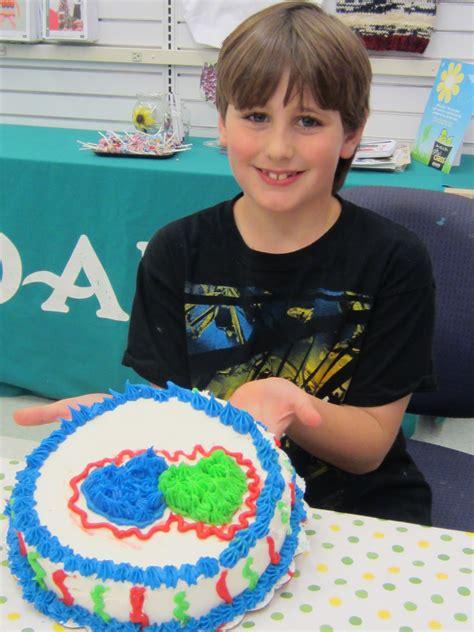 teaching  tlc   ace  cakes
