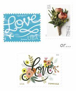 050 cent stamps for wedding invitations wedding stamps for Wedding invitations 50 cents each