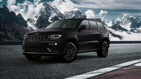 2019 Jeep Grand Cherokee S Wallpaper  Hd Car Wallpapers