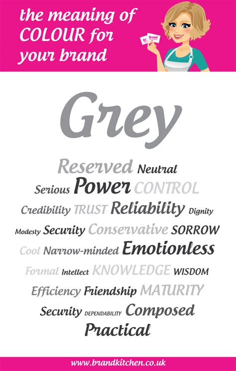 the color grey meaning the meaning of the colour grey for your brand brand kitchen