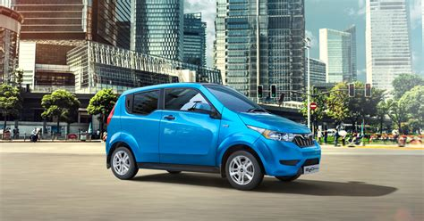 Electric Car Price Range by Mahindra Electric Explore Range Of Electric Cars In India