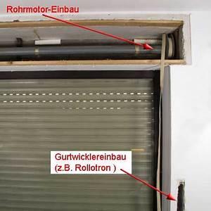 Fenster Rolladen Reparieren : automatische rollladen unterschied in der montage von ~ Michelbontemps.com Haus und Dekorationen